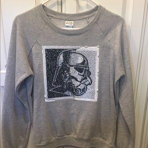 Stars Wars Flip Sequins sweatshirt